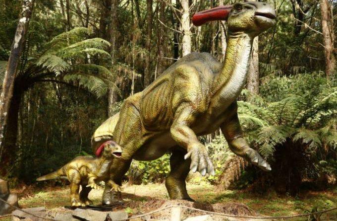 Parque De Dinossauros De 15 Milhoes De Reais Sera Inaugurado No