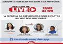Prudenprev participa de 'Live' sobre previdência nesta quinta no facebook do Sintrapp