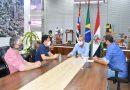 Vivatti Incorporadora apresenta ao prefeito novo empreendimento de 175 apartamentos