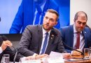 Deputado federal Vinicius Poit (NOVO-SP) visita Presidente Prudente após direcionamento de emendas de bancada e parlamentar para fiscalização
