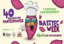 Aprobarpp define datas e horários do curso de gastronomia da Batatec Week