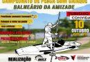 Secretaria de turismo divulga inscrições para Festival de Pesca com Caiaques Amador