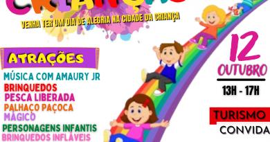 Cidade da Criança anuncia programação e protocolos sanitários para Dia das Crianças