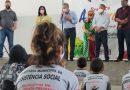 Projeto Aquarela realiza festa das crianças para retorno dos alunos ao projeto social